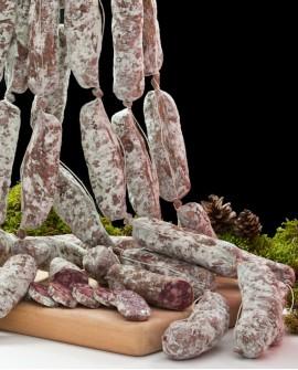 Cacciatore di struzzo sfuso 2,7 kg - 15 pezzi singoli da 180g - Trentina Struzzi Soc. Agricola