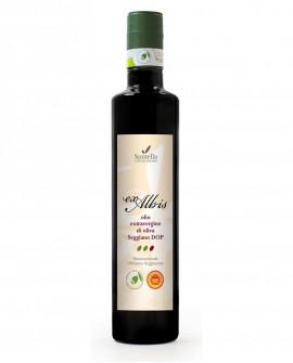 Olio Ex Albis, Seggiano DOP Monocultivar - Bottiglia da 250 ml - Olearia Santella