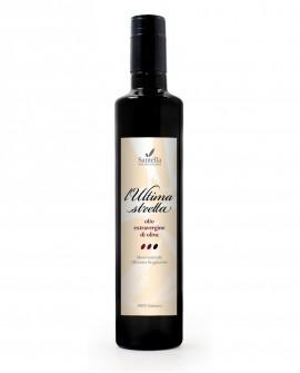 Olio L'Ultima Stretta, 100% Italiano Bottiglia da 250 ml - Olearia Santella