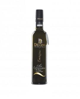 Olio extra vergine di oliva Emozione – Bottiglia da 100 ml – pacco bottiglie - Azienda Agraria Decimi