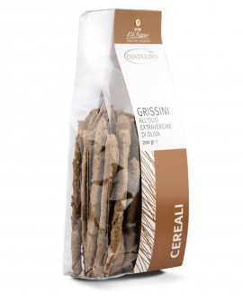 Grissini all'olio EVO Pandulivo Cereali - 200 g - Olearia San Giorgio
