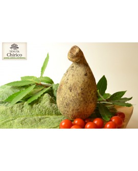 Caciocavallo nella vinaccia 900-1000 g - Caseificio Chirico