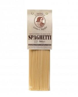 Spaghetti 8 min.  500 gr Lorenzo il Magnifico - pasta semola di grano duro - Antico Pastificio Morelli