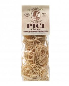 Pici 500 gr Lorenzo il Magnifico - pasta semola di grano duro - Antico Pastificio Morelli