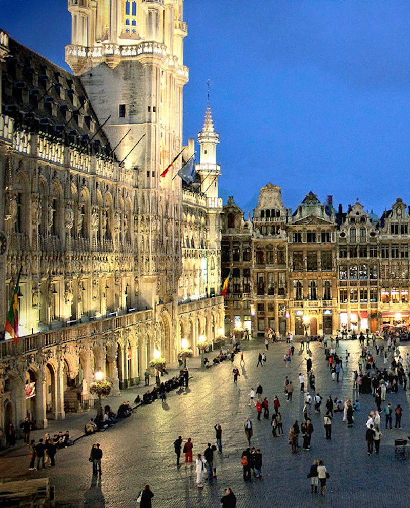Mercato estero bruxelles incontriamo il mercato belga for Salon bruxelles novembre 2017