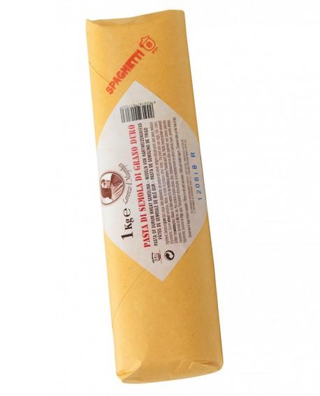 Spaghetti 8 min.  1000 gr Lorenzo il Magnifico - pasta semola di grano duro - Antico Pastificio Morelli
