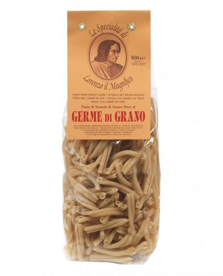 Strozzapreti 500 gr Lorenzo il Magnifico - pasta al germe di grano - Antico Pastificio Morelli