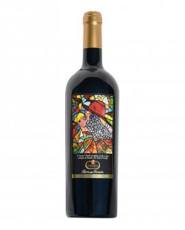 Umbria Rosso IGP D'Autore – L'INCANTO - Bottiglia da 0,75 l - Cantina Cutini