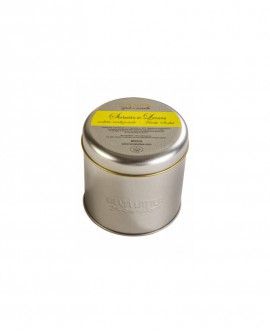 Sorbetto al Limone Lattina 600ml (400g/450g) - artigianale - La Via Lattea