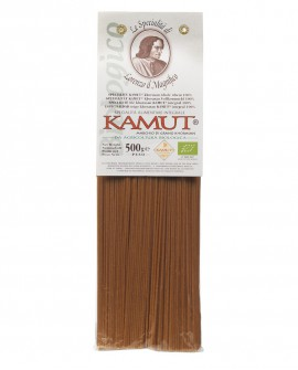 KAMUT Spaghetti integrali 500 gr Lorenzo il Magnifico - Antico Pasta BIOLOGICA - Pastificio Morelli