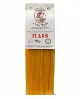MAIS spaghetti senza glutine 500 gr Lorenzo il Magnifico - Pasta BIOLOGICA - Antico Pastificio Morelli