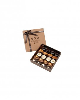 Pralinati assortiti Scatola 20 pezzi - Cioccolateria Napoleone Pietro