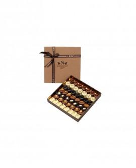 Pralinati assortiti Scatola 50 pezzi - Cioccolateria Napoleone Pietro