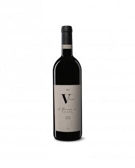 Il Bruno dei Vespa - Rosso Puglia IGP 2018 - bottiglia 0,75 Lt. - Cantina Vespa, vignaioli per passione
