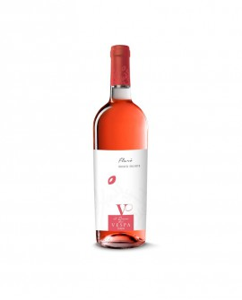 Flarò - Rosato Salento IGT - bottiglia 0,75 Lt. - Cantina Vespa, vignaioli per passione