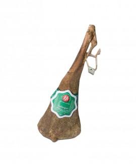 """""""Siddados"""" prosciutto di capra con osso 1,8 kg - Confezione naturale - Società Cooperativa Genuina"""