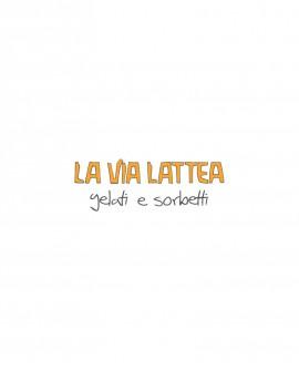 Sorbetto Limone e Menta Monoporzione 120 g - artigianale - La Via Lattea