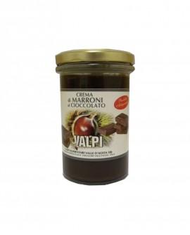 Crema di marroni cioccolato 330 g - Valpi
