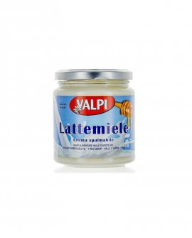 Crema spalmabile latte e miele 315 g - Valpi