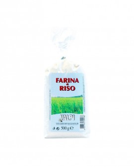 Farina di riso 500 g - Valpi