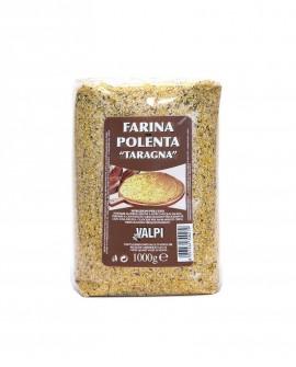 Farina per polenta taragna 1000 g - Valpi