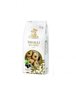 Taralli olive 250 gr x 14 pz - Fiore di Puglia