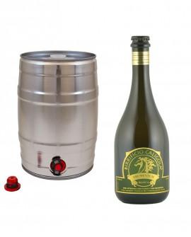 Birra Frumentum - Bianca - Fusto da 20 litri - Birrificio Caligola