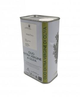 Olio Extravergine di Oliva Primitivo - Lattina Verde - 5000 ml - Podere San Bartolomeo