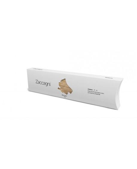 Chitarra pasta di semola 500 gr classici - lavorazione artigianale - Pastificio Zaccagni