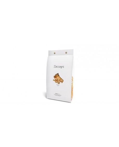 Schiaffoni - pasta di semola 500 gr speciali - lavorazione artigianale - Pastificio Zaccagni