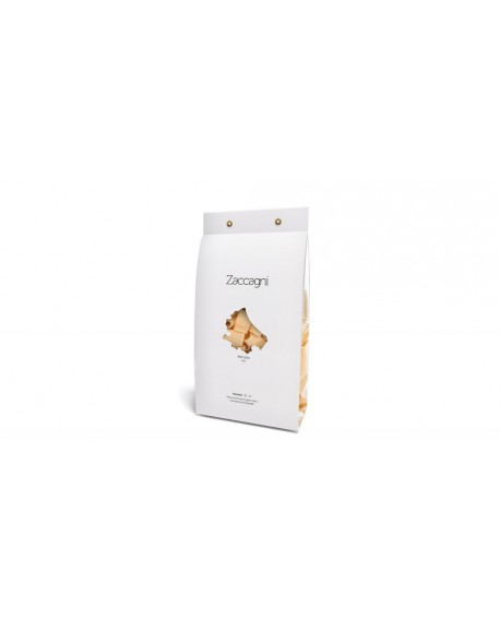 Paccheri pasta di semola 500 gr speciali - lavorazione artigianale - Pastificio Zaccagni