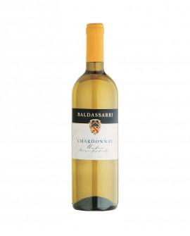 Chardonnay Vino IGT Umbria - Bottiglia da 0,75 Lt - Cantina Baldassarri