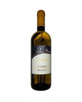 Vino Bianco IGT Umbria linea bl - Bottiglia da 0,75 Lt - Cantina Baldassarri