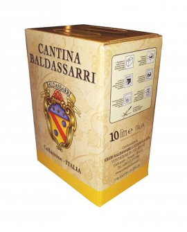 Vino Grechetto IGT Umbria - Bag in box da 10 lt - Cantina Baldassarri