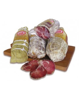 Lonze stagionate 1,5 kg Salumificio Ciliani