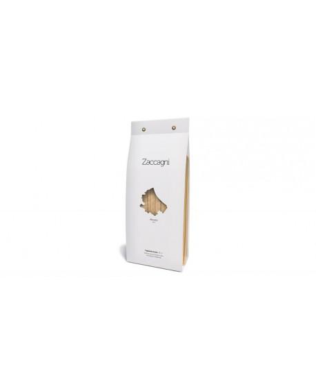 Tagliatelle Greche pasta di semola 500 gr speciali - lavorazione artigianale -  Pastificio Zaccagni