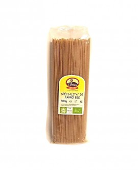 Spaghetti Pasta di Farro Bio pacchetto gr 500, Bettini Bio – Agrisviluppo Todiano