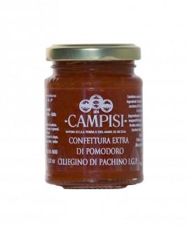 Confettura extra di pomodoro ciliegino di Pachino IGP - vaso vetro 100 g - Campisi