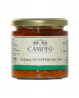 Crema di Peperoncino - vaso vetro 220 g - Campisi