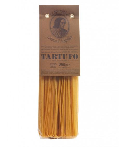 Tartufo Linguine Lorenzo il Magnifico 250 gr  Pasta Aromatizzata - Antico Pastificio Morelli
