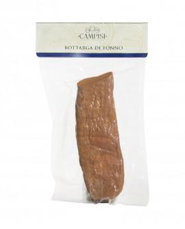 Bottarga di Tonno in busta sottovuoto - trancio a peso variabile 100 g - Campisi