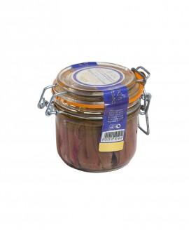 Filetti di Acciughe Extra in Olio di Oliva vaso ermetico 200g - Campisi