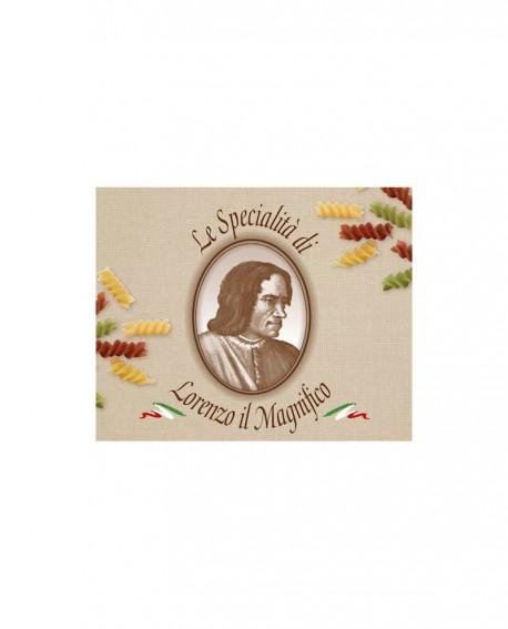 Tagliolini all'Uovo Lorenzo il Magnifico 250gr confezione in Astuccio - Antico Pastificio Morelli
