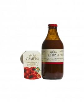 Salsa pronta di Pomodoro di Pachino IGP - bottiglia 33 cl - Campisi