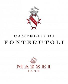 Concerto di Fonterutoli Toscana IGT 2016 - 18 lt - Castello di Fonterutoli -  Mazzei 1435