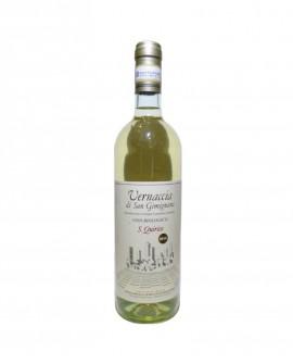 Vernaccia di San Gimignano DOCG 2016-2017 Biologico - bottiglia da 0,75 lt - Azienda Agricola San Quirico
