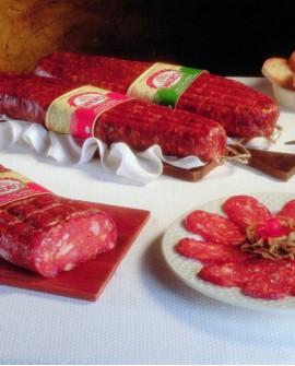 Spianata Calabrese piccante 900 g Salumificio Madeo