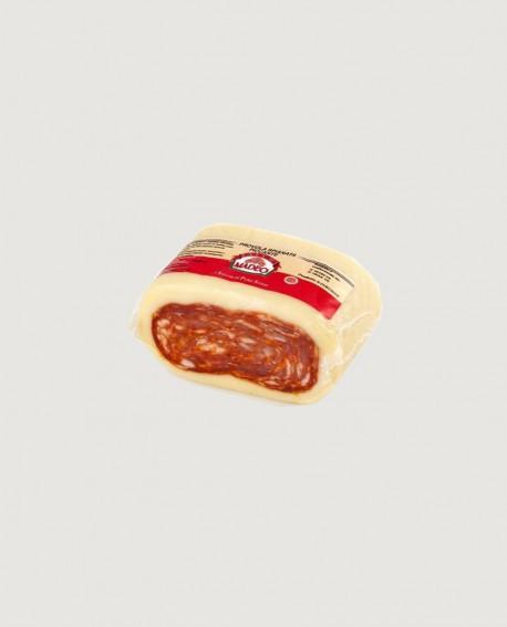 Provola - Spianata Calabrese piccante 2,5 kg Salumificio Madeo