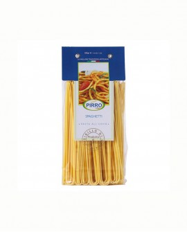 Spaghetti pasta secca all'uovo 500 gr - Pastificio Pirro