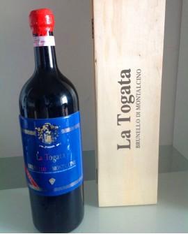 Magnum 3 lt. Brunello di Montalcino DOCG La Togata 2012 - Cantina La Togata